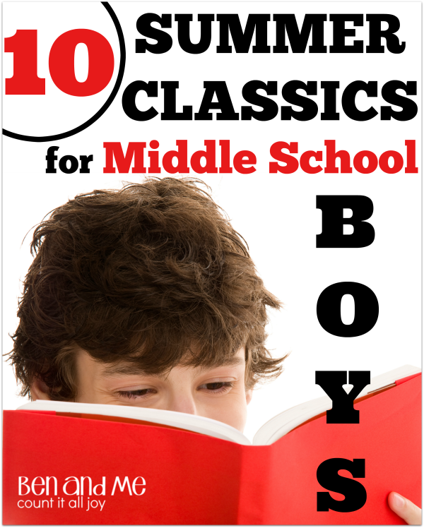 10-Summer-Classics-for-Middle-School-Boys