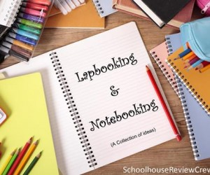 A Lapbooking and Notebooking Round UP