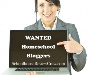 Wanted: Homeschool Review Bloggers