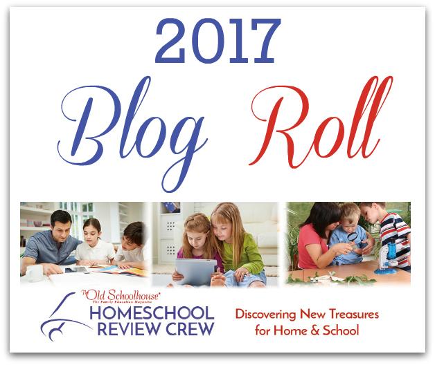 2017 Homeschool Review Crew Blog Roll