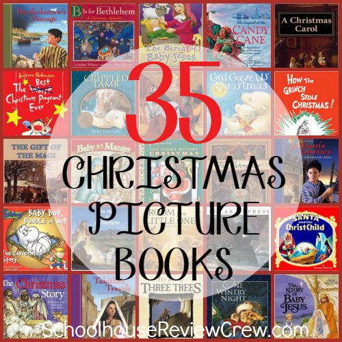 35 Christmas Picture Books