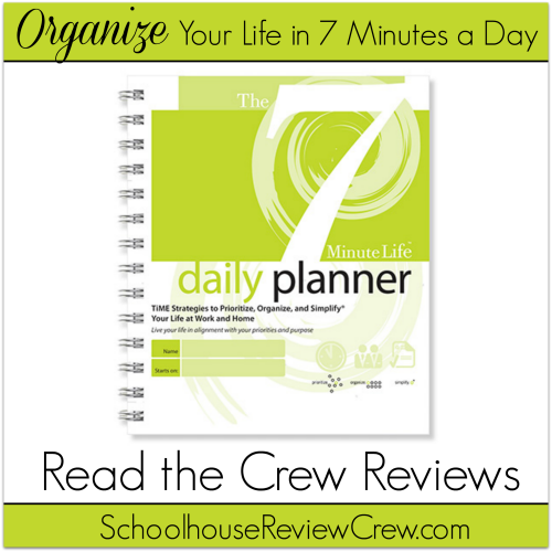 7-Minute Daily Planner Review