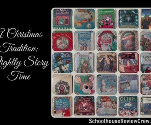 A Christmas Tradition Nightly Story Time 25 books to read to your children