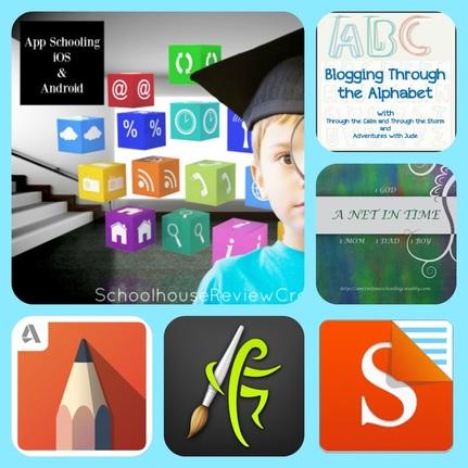 A Net in Time Homeschool Apps