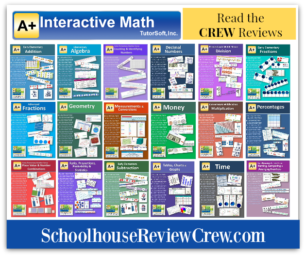 A Plus Interactive Math Mini Math Course Reviews