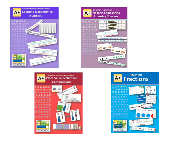 A plus Math Mini courses primary Reviews