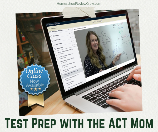ACT Test Prep with The ACT Mom