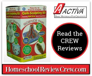 Rigid Wrap and CelluClay Quik-Sculpting Kit {ACTÍVA Products Reviews}