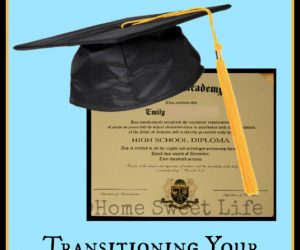 After the Diploma, Transitioning from Student to Adult