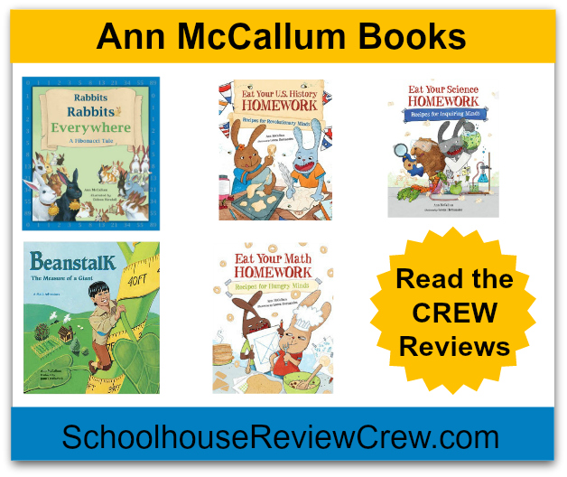 Ann McCallum Books Review
