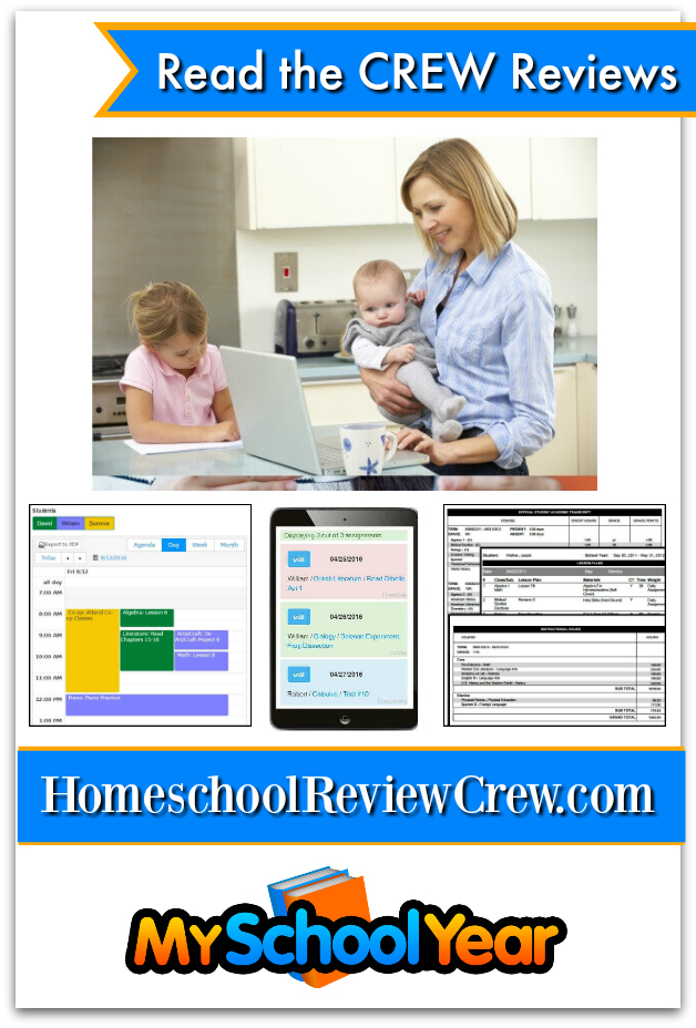Annual Membership Homeschool Record Keeping  {My School Year Homeschool Record Keeping Reviews}
