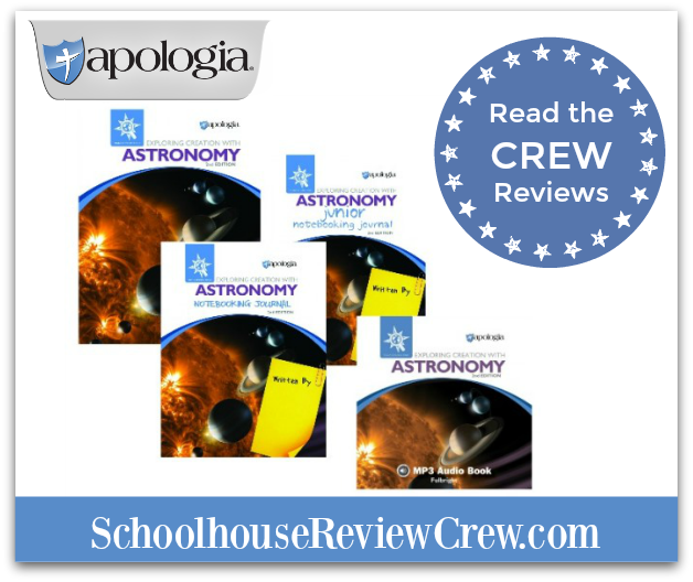 Apologia Astronomy Second Edition Reviews