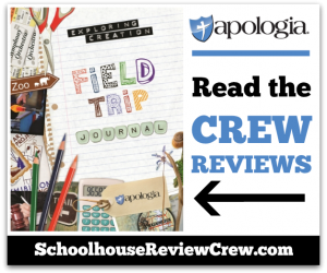 Apologia Field Trip Journal Review