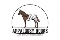 Appaloosy Books Logo by Autohor Mattie Richardson