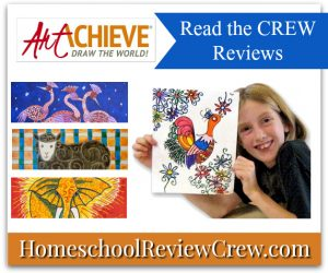 Art Lessons Inspired From Around the World {ArtAchieve Reviews}