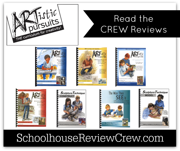 Quality Homeschool Art Instruction {ARTistic Pursuits Inc. Review}