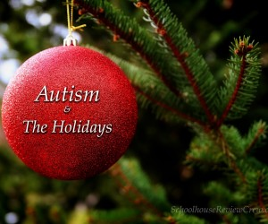 Tips and Tricks to Help Ease Stress with Autism and the Holidays