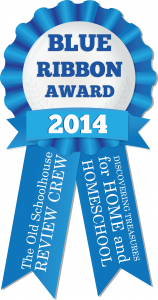 BLUE RIBBON AWARD 2014