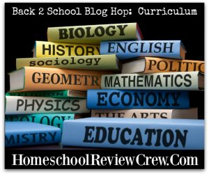 Curriculum {Back to Homeschool Annual Blog Hop – 2017}