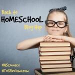 Back to Homeschool Blog Hop