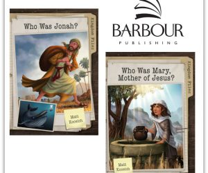 Kingdom Files {Barbour Publishing Reviews}