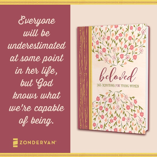 Beloved: 365 Devotions for Young Women