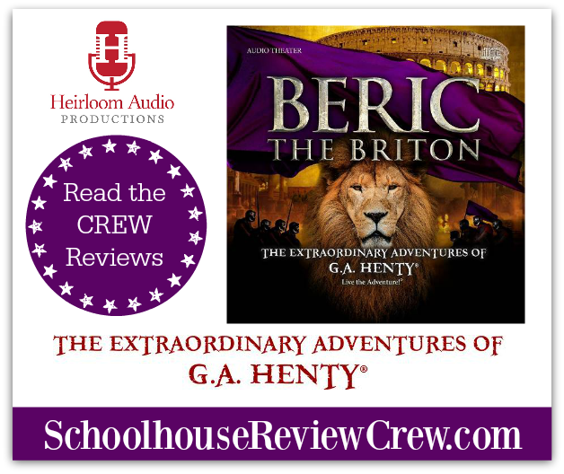 Beric The Briton GA Henty Audio Drama Reviews