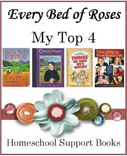 Books for New Homeschool Mom's