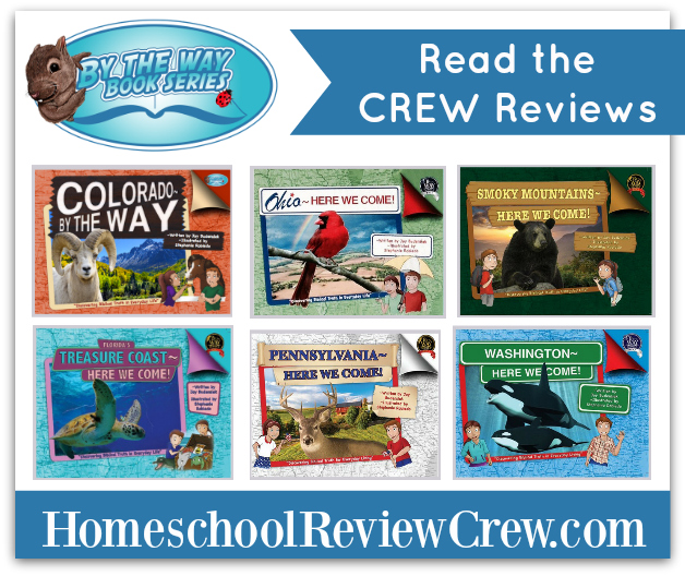 By the Way Book Series Homeschool Review Crew Reviews