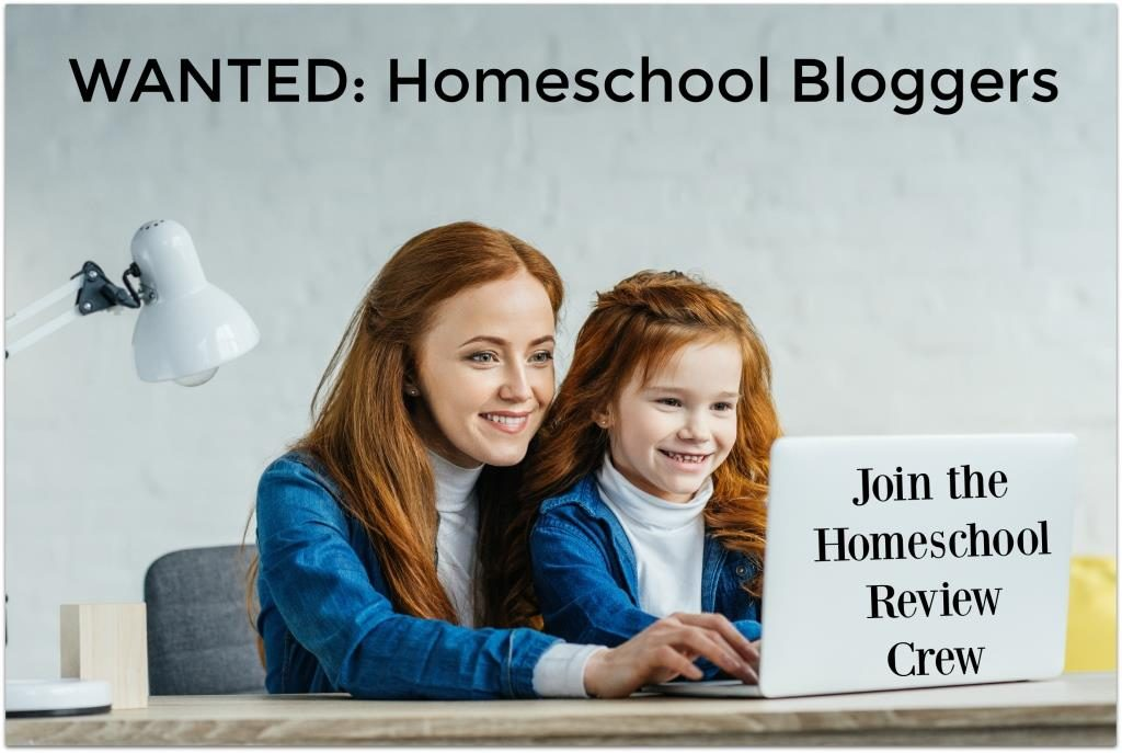 Wanted Homeschool Bloggers to review Homeschool products
