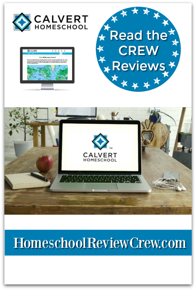 Calvert Homeschool Online {Calvert Homeschool Reviews}
