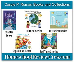 Carole P. Roman books and collections {Carole P. Roman Reviews}