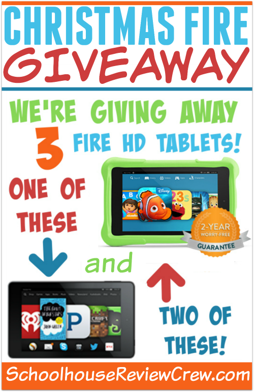 Christmas Fire Giveaway