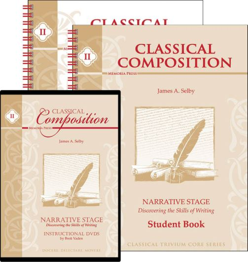 Classical Composition II: Narrative Set
