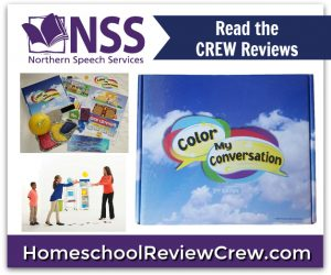 Color My Conversation {Northern Speech Services Reviews}