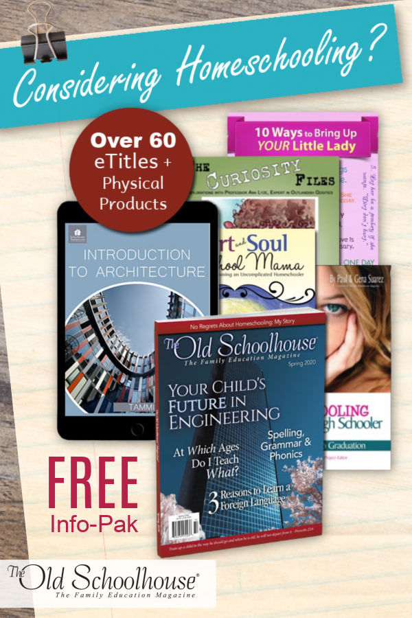 Considering Homeschooling Free Welcome Basket