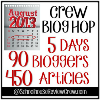 Crew Summer Blog Hop