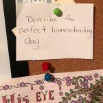 Thankful Thursday {5 Days of Homeschool Encouragement}