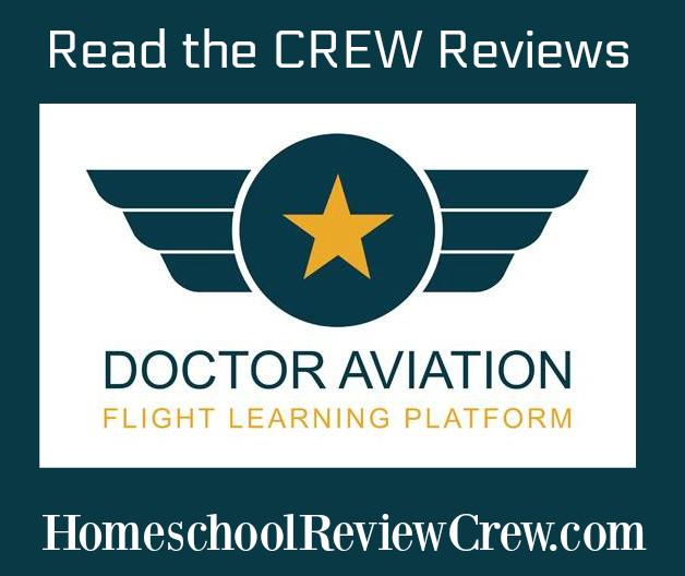 Aviation Course {Doctor Aviation Reviews} - Homeschool