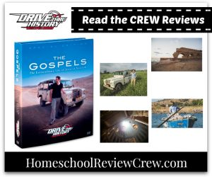 The Gospels {Drive Thru History® Reviews}