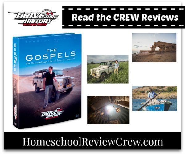 The Gospels {Drive Thru History® Reviews}