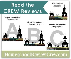 Language Arts {Eclectic Foundations Reviews}