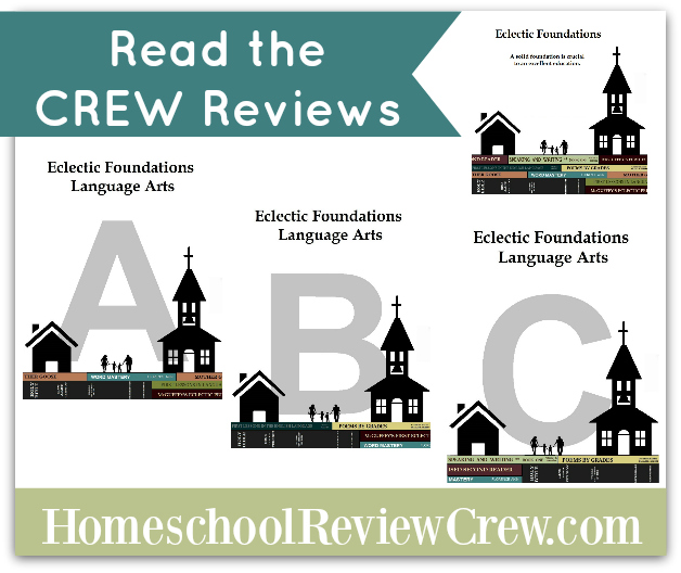 Eclectic Foundations Language Arts Reviews