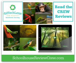 Rainforest Journey {EdTechLens Review}