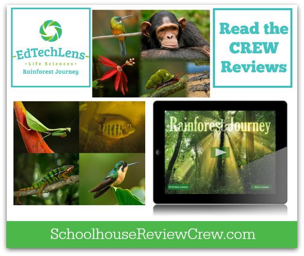 EdTechLens Rainforest Journey Reviews