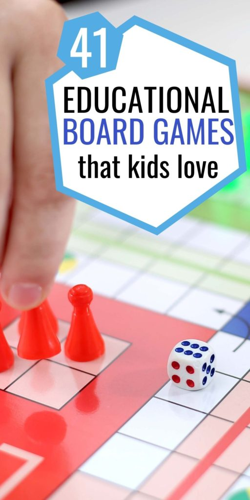 best educational board games for kids