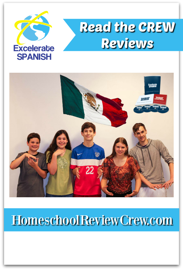 Excelerate SPANISH help your students to learn FAST, naturally! (Streaming)  {Excelerate SPANISH Reviews}