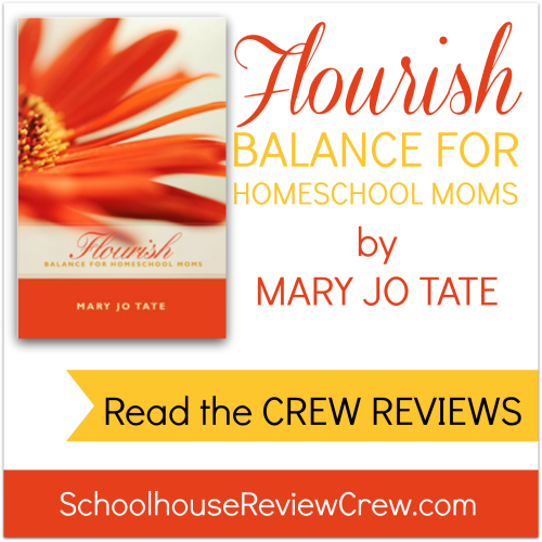 Flourish by Mary Jo Tate (Apologia Book Review)
