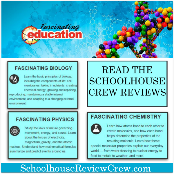 Easy to Use Science! (Fascinating Education Review)