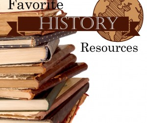 Blog Cruise ~ Favorite History Resource